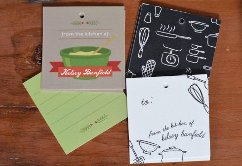 Holiday Gifts with Minted.com | The Naptime Chef