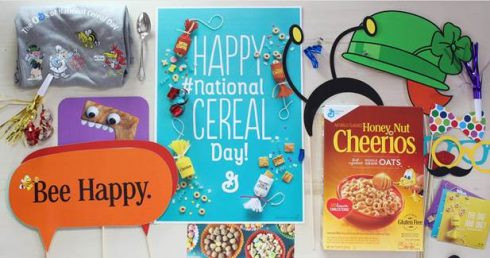 National Cereal Day GIveaway | The Naptime Chef