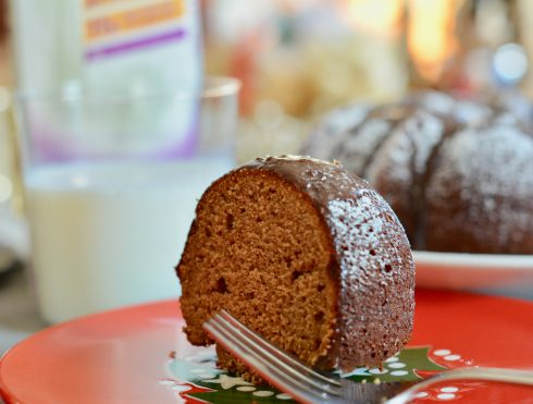 Gingerbread Bundt Cake | The Naptime Chef