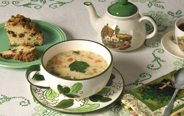 Barley-and-Mushroom-Soup-Recipe