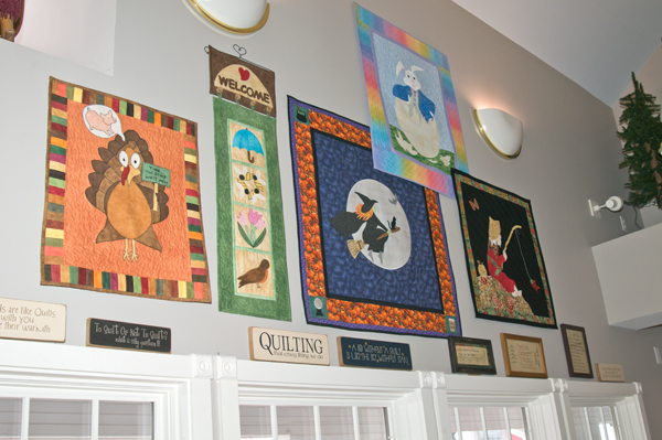 Sue Morin Quilt Patterns only at KQ
