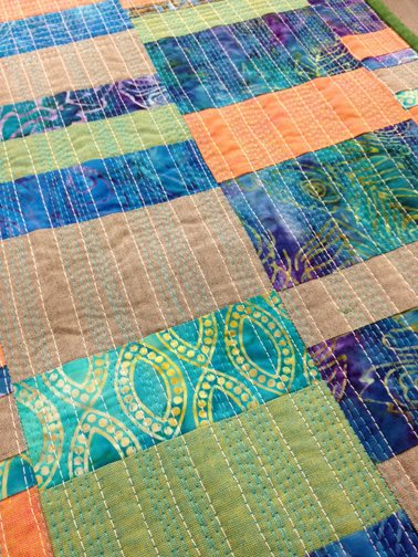 machine quilting walking foot