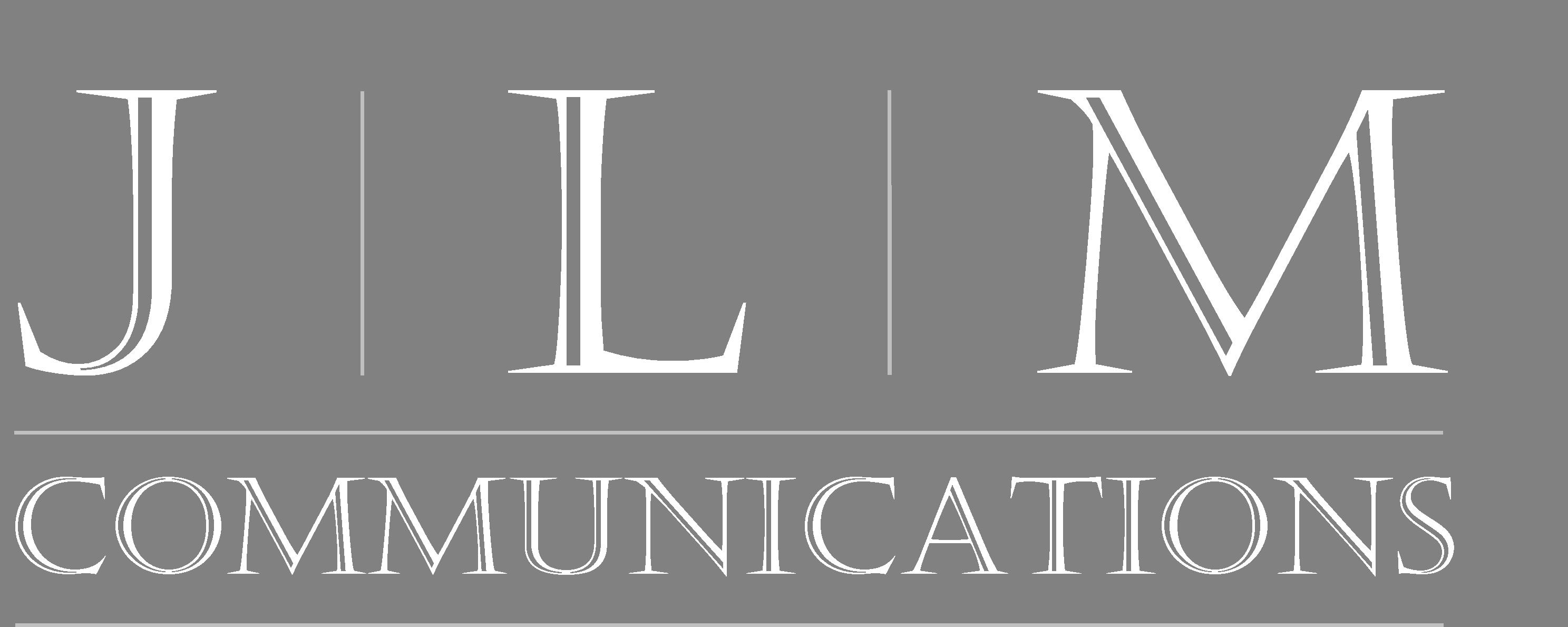 JLM Communications Logo