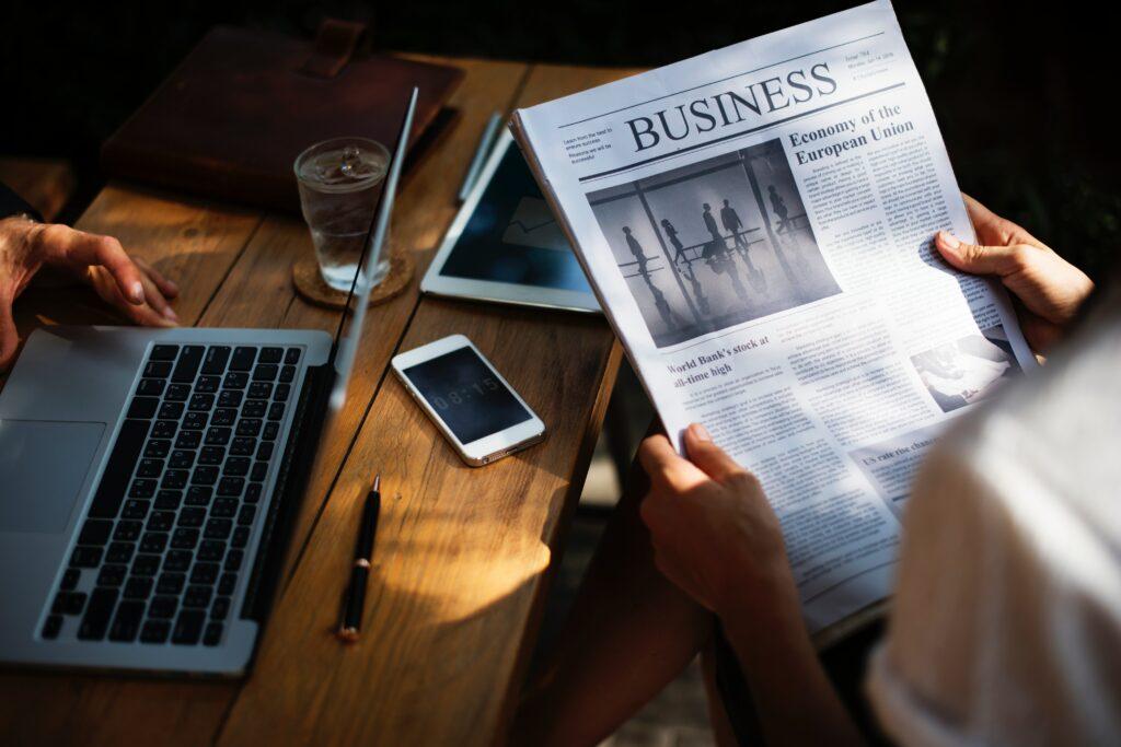 Web design and social media public relations