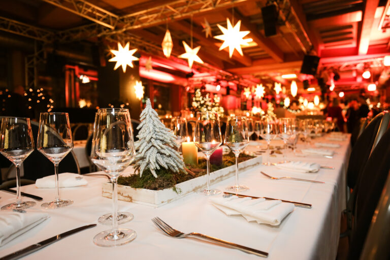 Event Planning Company Party