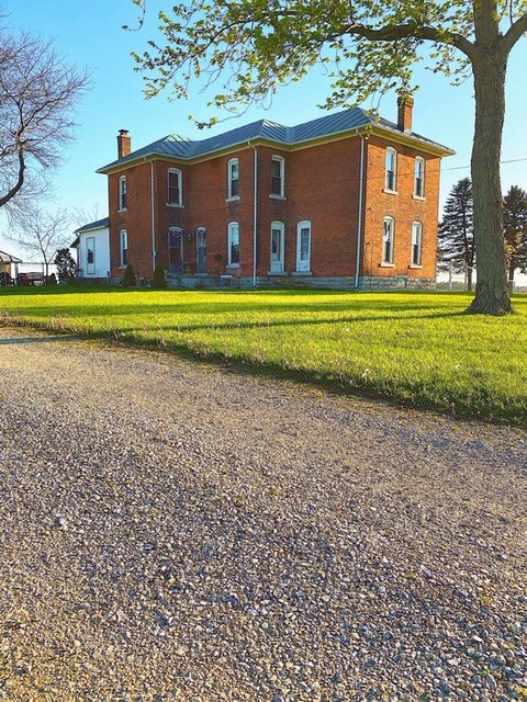 May… National Historic Preservation Month