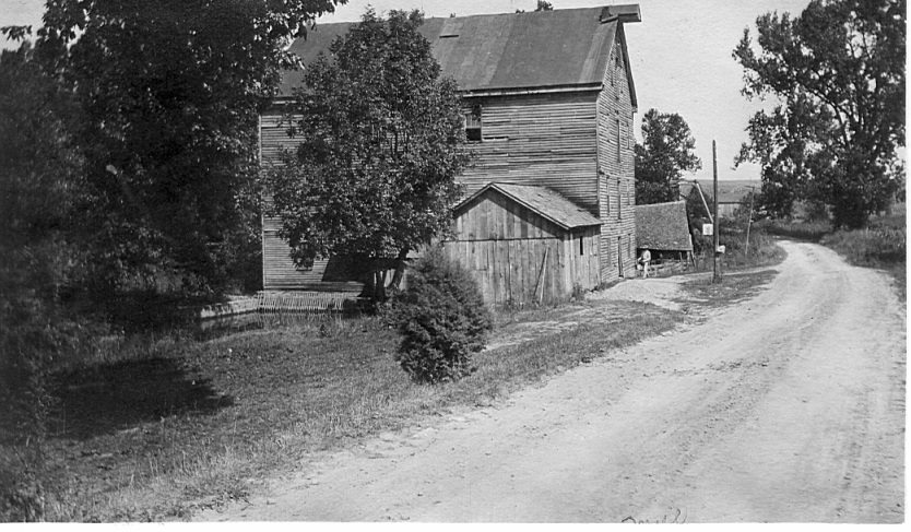 Historic Bears Mill and the Stoltz Owners
