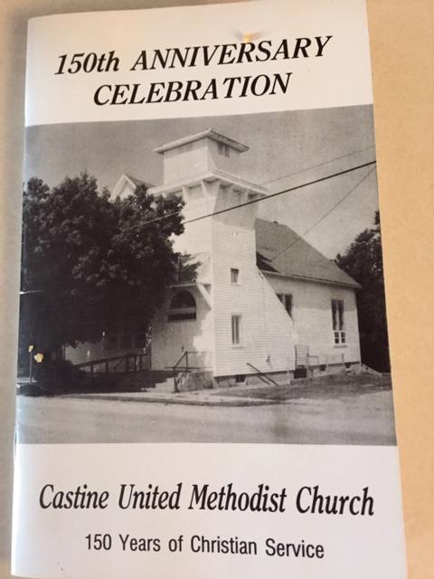 History of Castine United Methodist