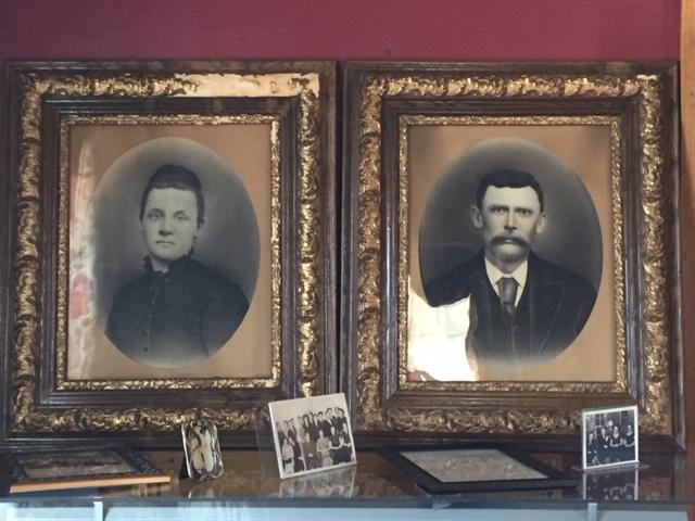Lewis Dietrich Saloon