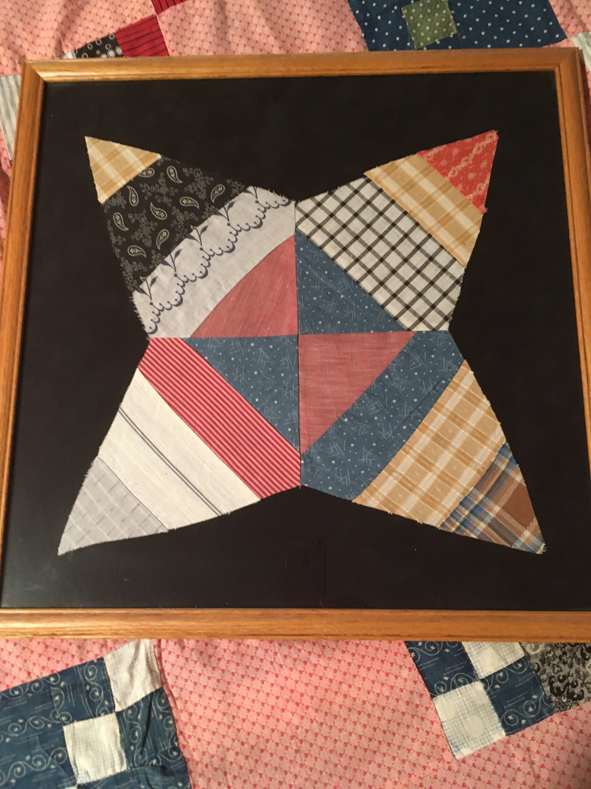 The Swank Quilt