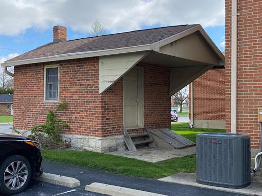 "Those ""Little Buildings""…Summer Kitchen?"