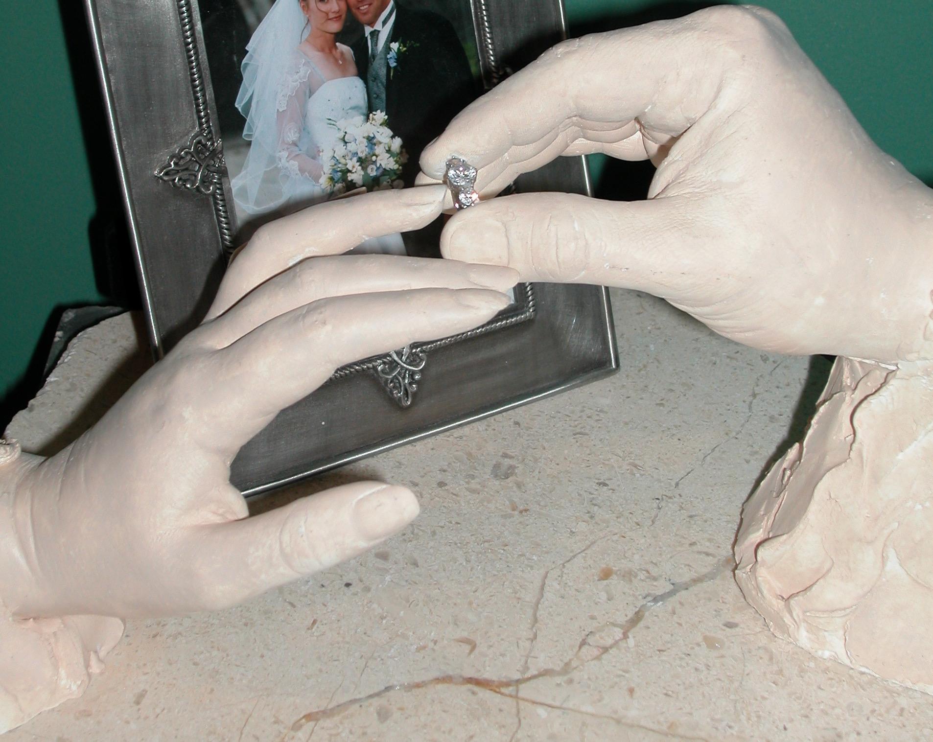Engagement casting candice