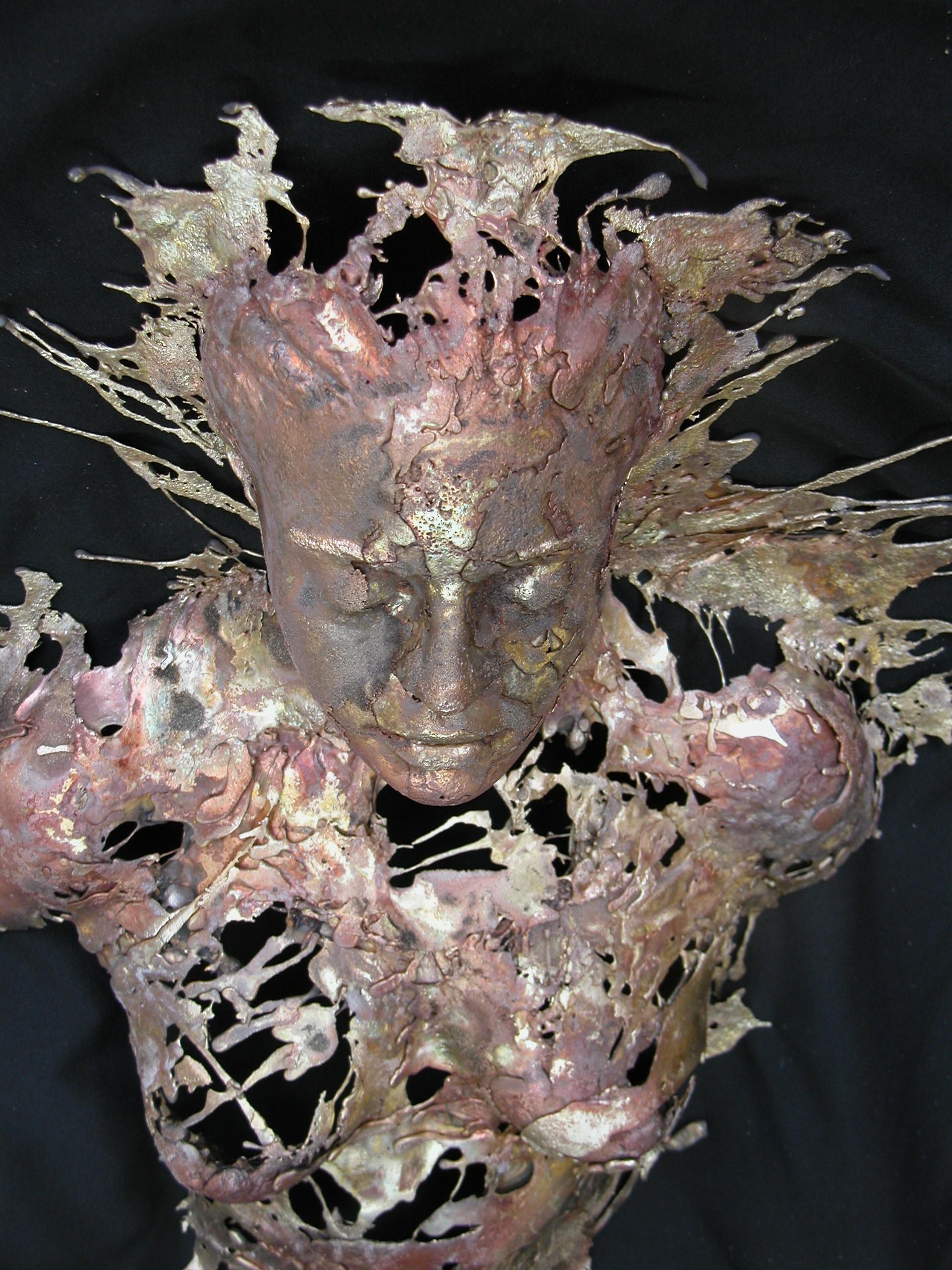 Dream Weaver Bronze Casting