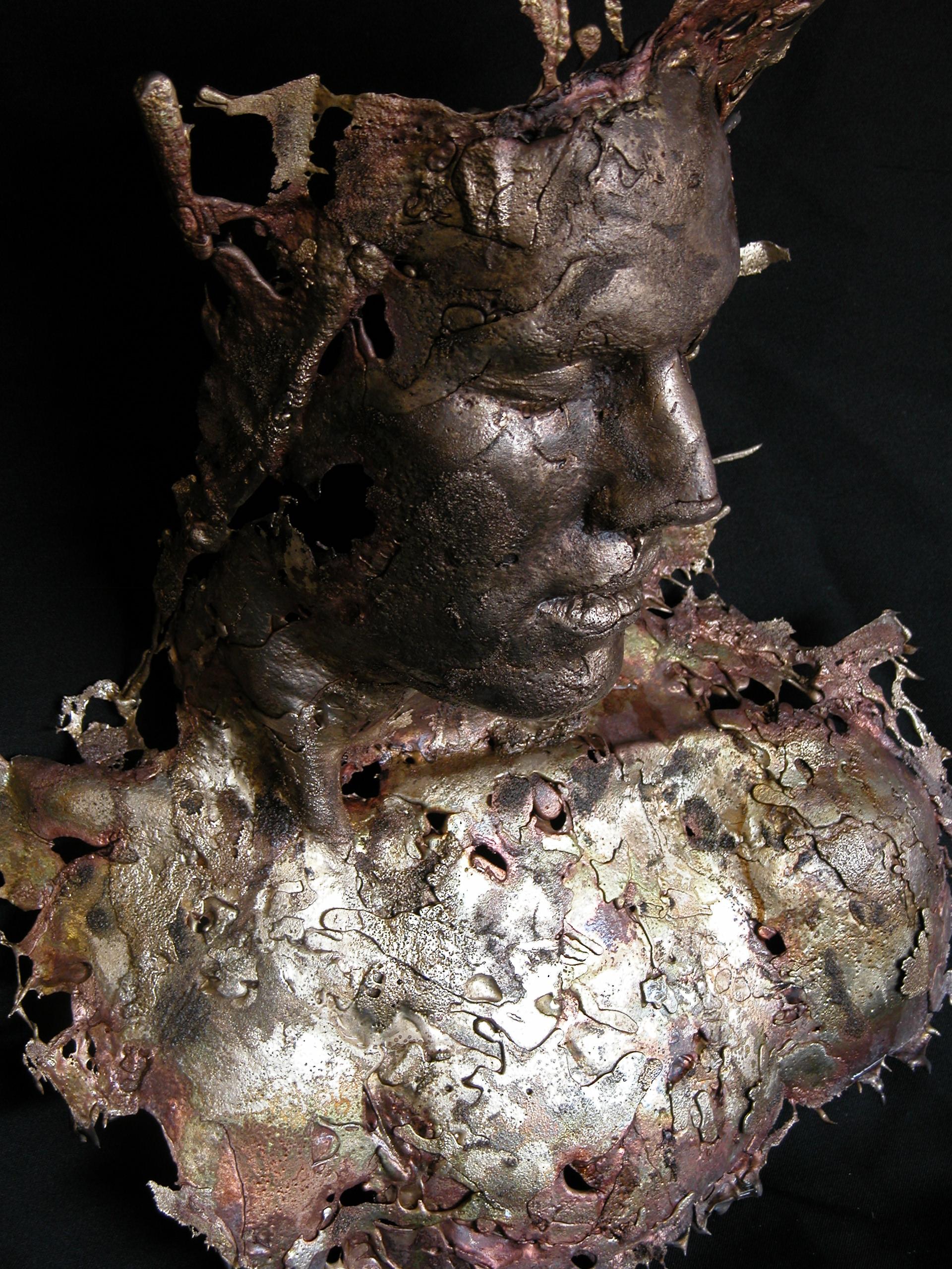 Bronze Face Casting Ontario
