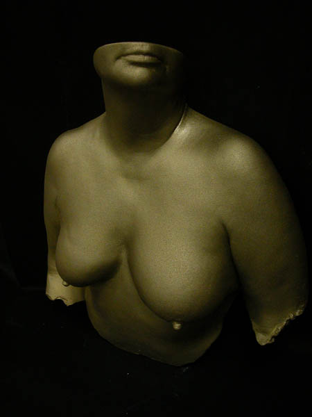 Torso with face Casting