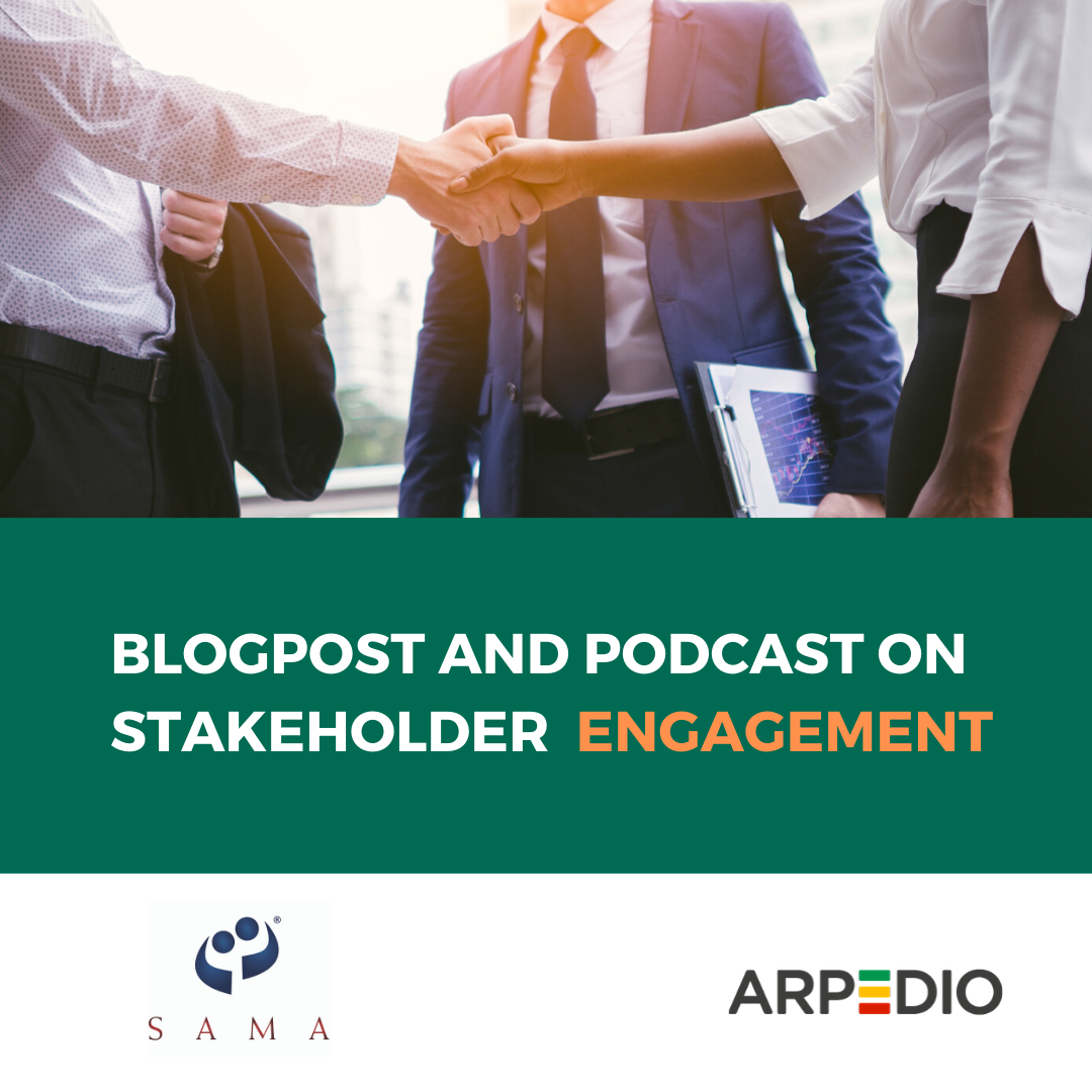 blogpost and podcast on customer relationship management