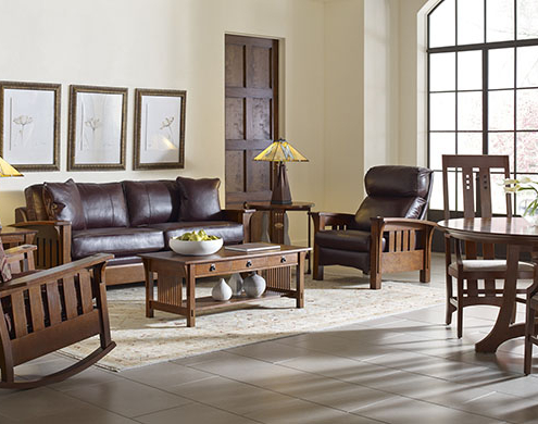 Stickley Showroom at The Mission Motif
