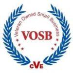 Verteran Owned Small Business Logo