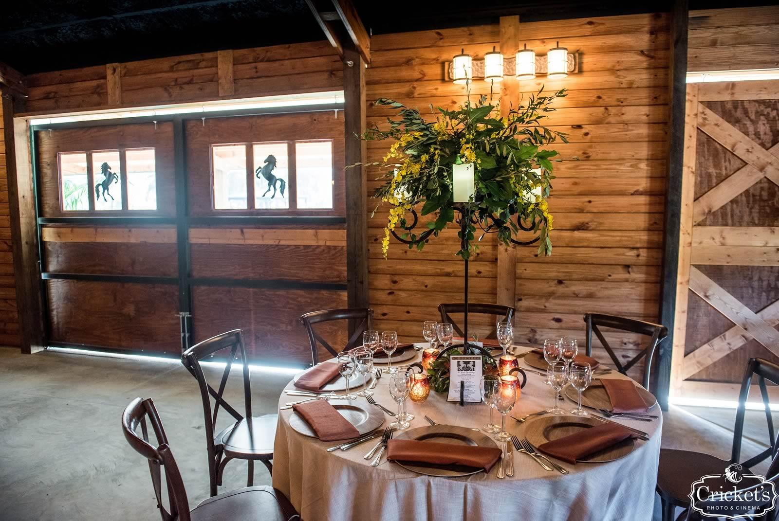 BLB Hacienda Horse Farm Barn Weddings