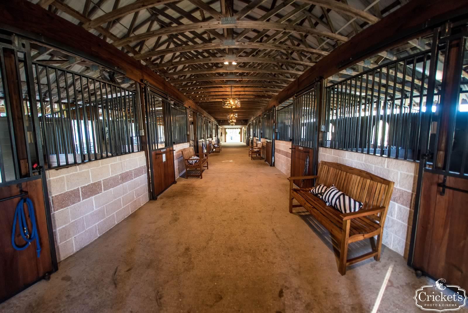 BLB Hacienda Horse Stable Event Reception