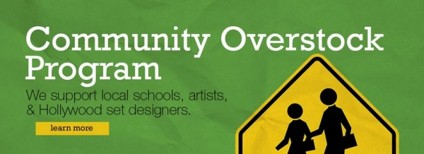 Community Overstock Program
