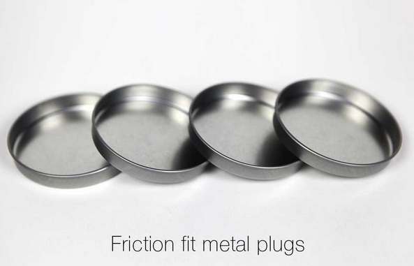 friction_fit_metal_plugs_spiral_paper_tube
