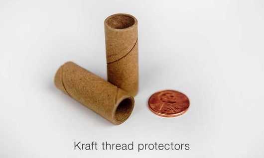 kraft_thread_protectors_spiral_paper_tube