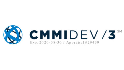 CMMI DEV Level 3 - Expires 2020-08-30, Appraisal No.: 29439