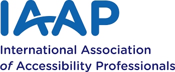 International Associated of Accessibility Professionals Logo