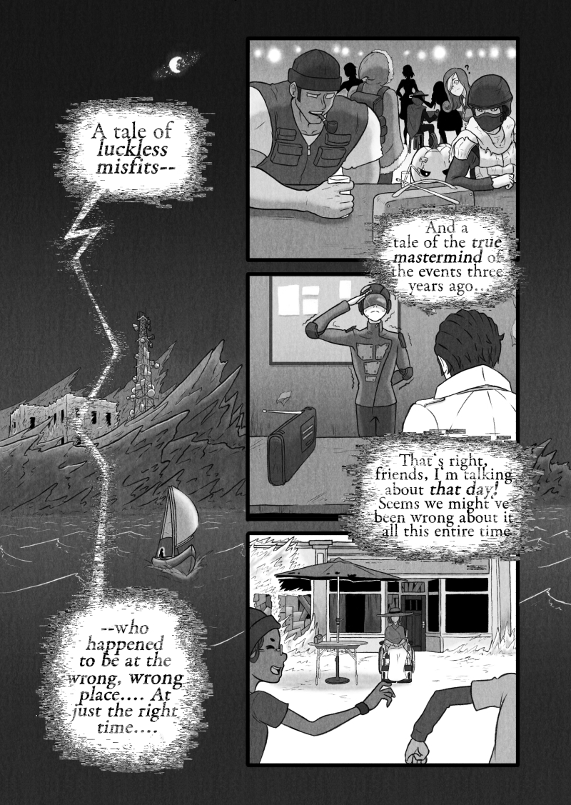 Pg.1.2: Now, It's Time to Tell a Tale…