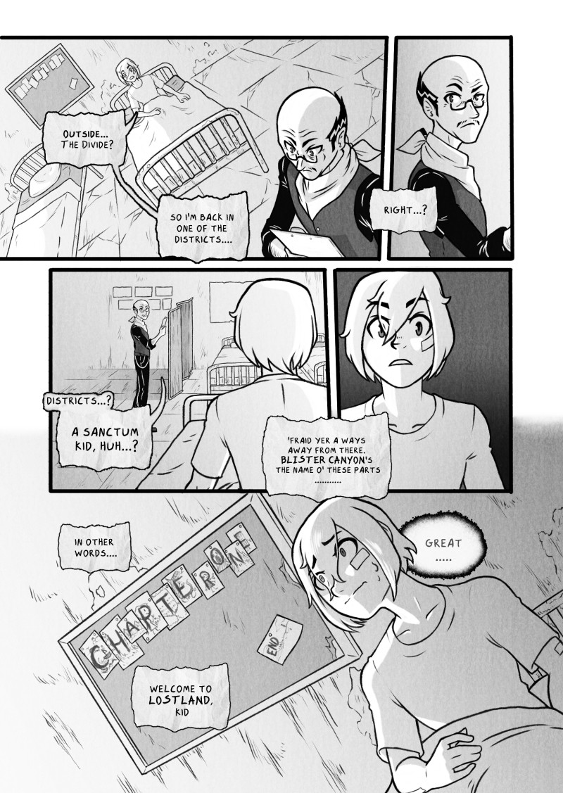 Pg.1.27: Welcome to LOSTLAND, kid
