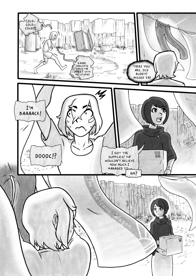 Pg.2.2: An Awkward Meeting