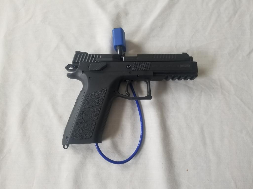 CZ P09 Semi-Auto Pistol .40 Caliber