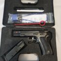 CZ 75B Cold War Commemorative .9mm Semi-Auto Pistol