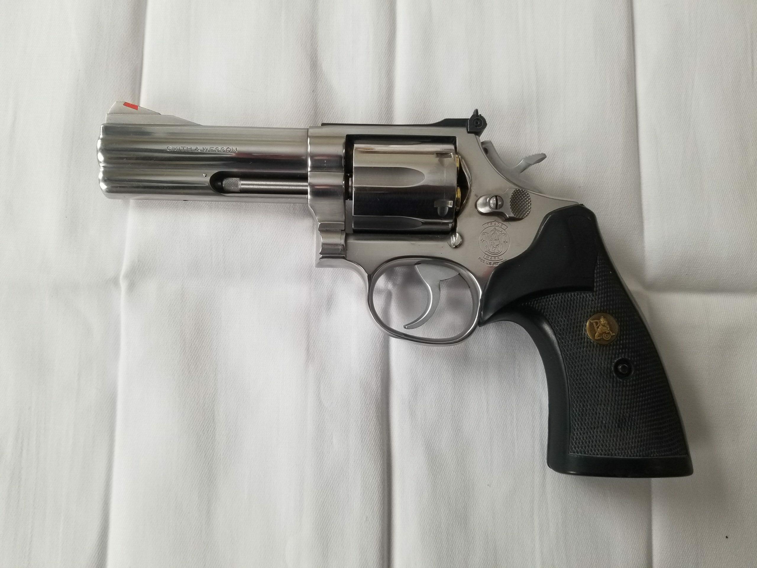 Smith & Wesson Model 686 .357 Magnum Revolver