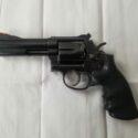 Smith & Wesson Model 586 .357 Magnum Revolver Blued 4in Barrel