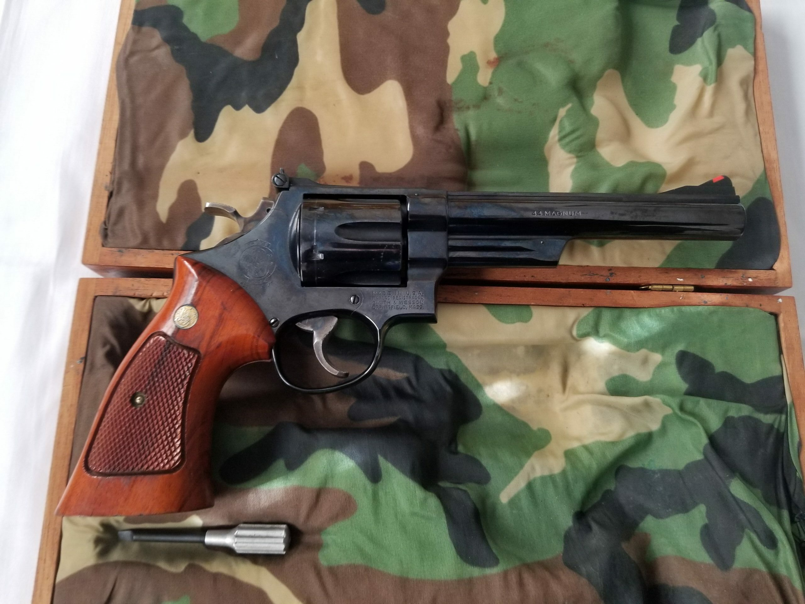 Smith & Wesson Model 29-2 .44 Magnum Revolver