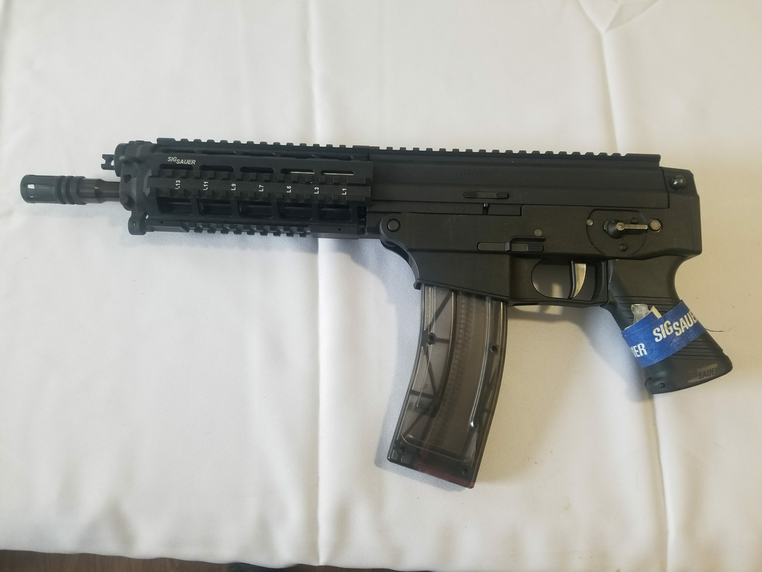Sig Sauer P522 Semi-Auto Pistol