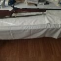 Winchester Model 52-D .22 Caliber Bolt Action Rifle