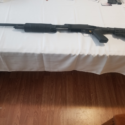 Mossberg 500C 20 Gauge Shotgun With Blackhawk! Tactical Conversion