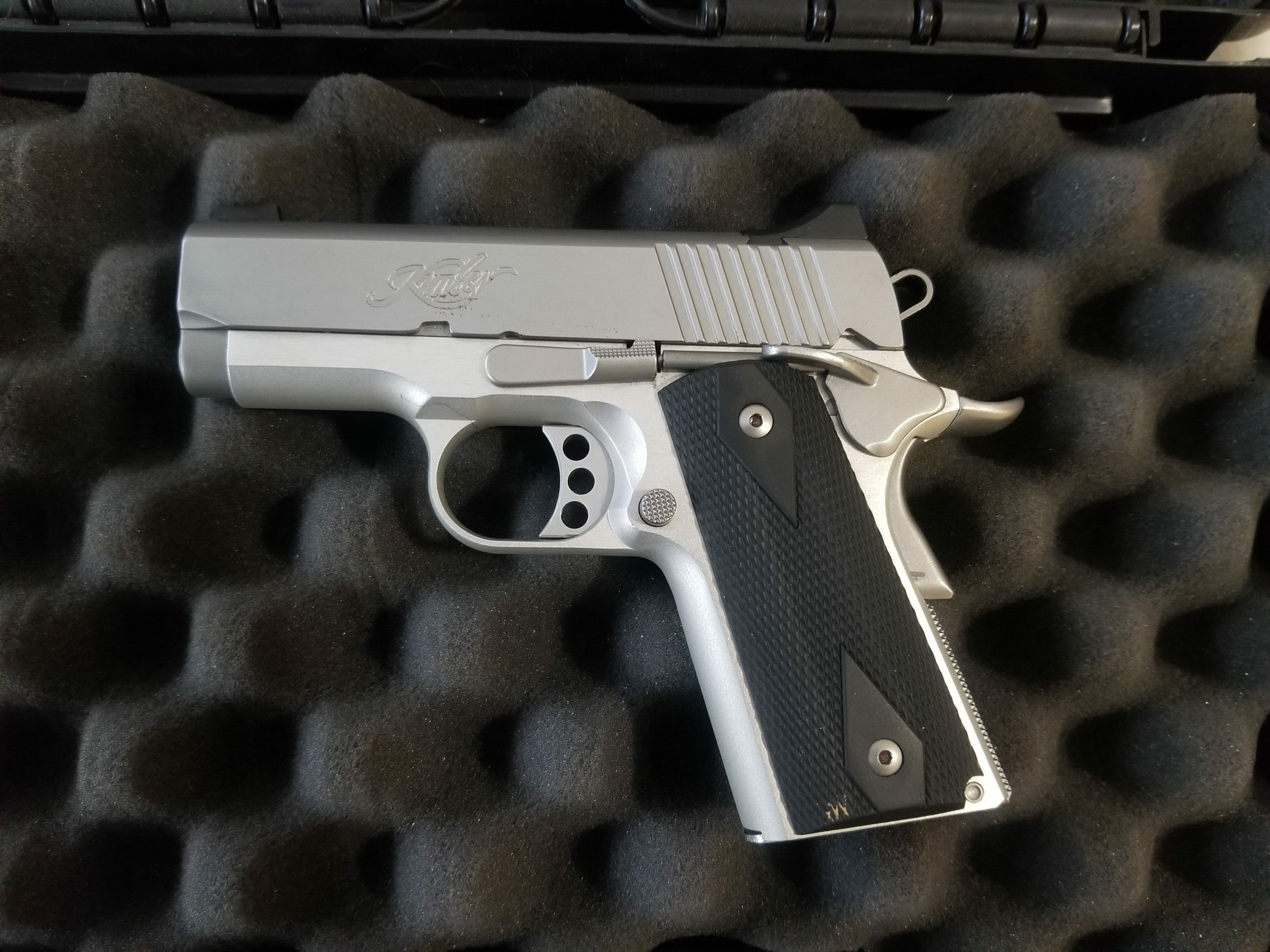 Kimber Ultra Carry II .45 ACP Compact 1911