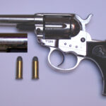 The Colt M1877 – The First Double Action Revolver