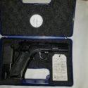 CZ 75B Semi-Auto Pistol in .40 S&W
