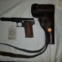 Astra Model 1921 Semi-Auto Pistol in .9mm Largo & .38