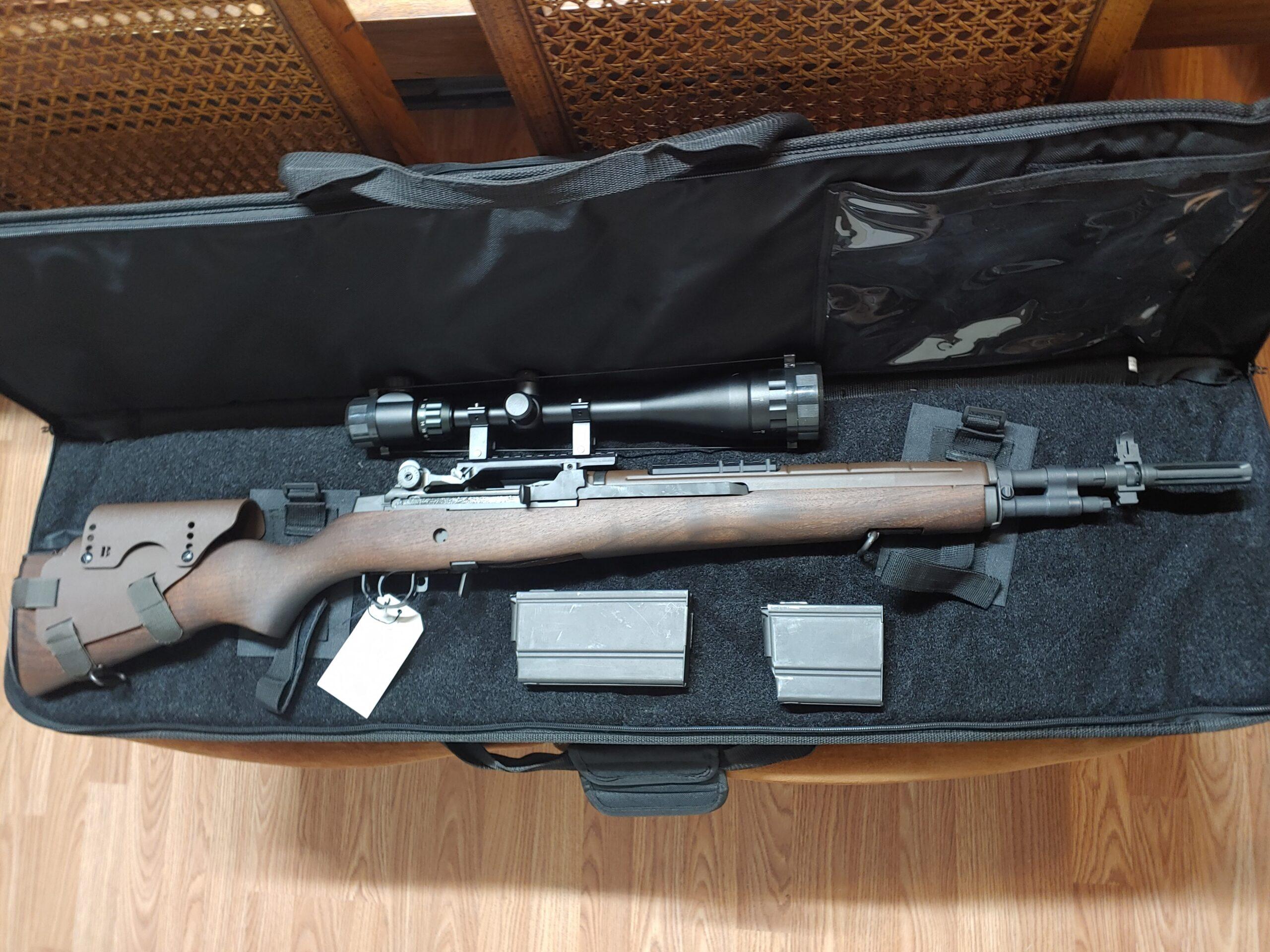 M1A Socom .308win