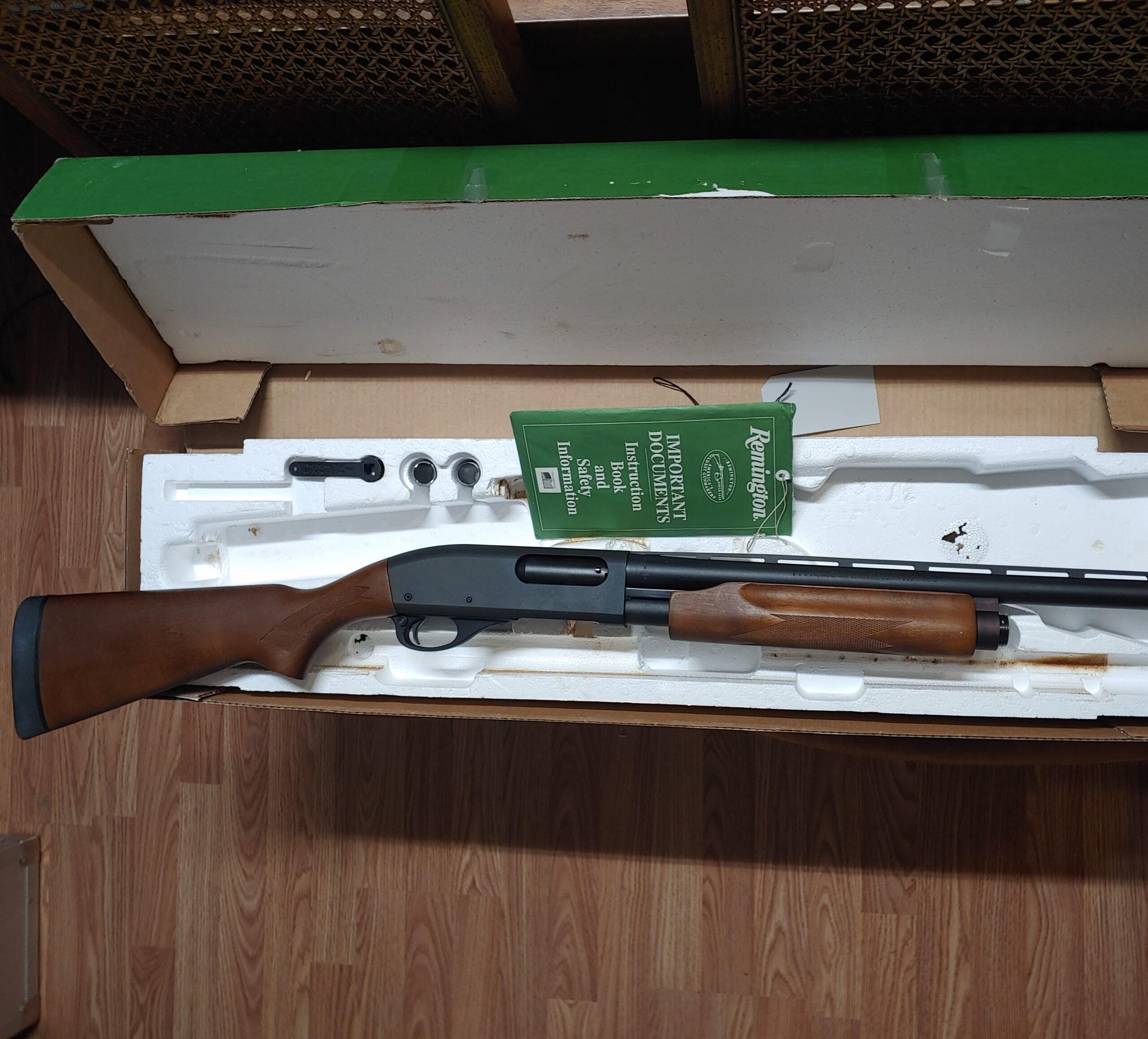 Remington 870 Express Magnum
