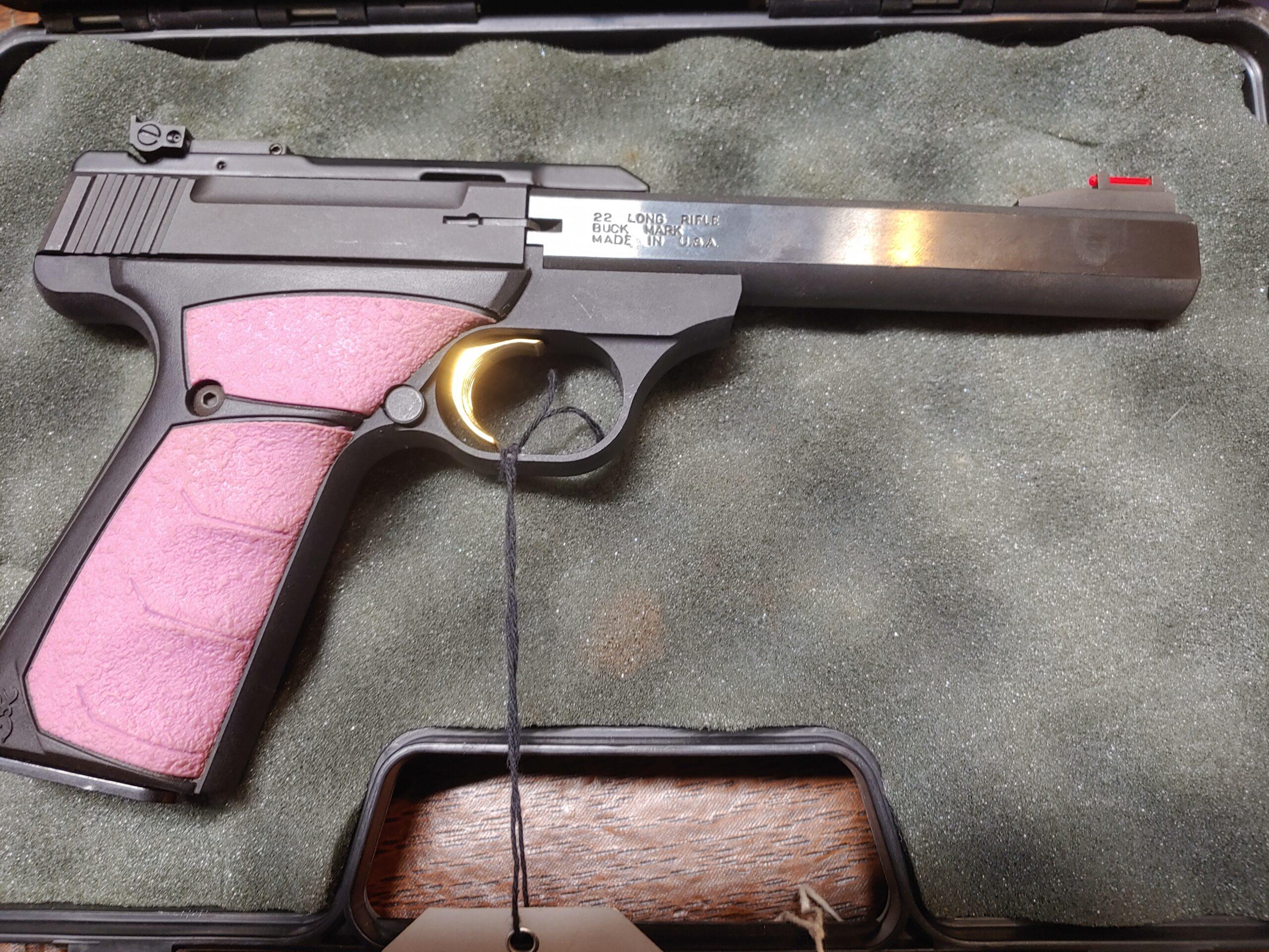 Browning Buckmark .22LR