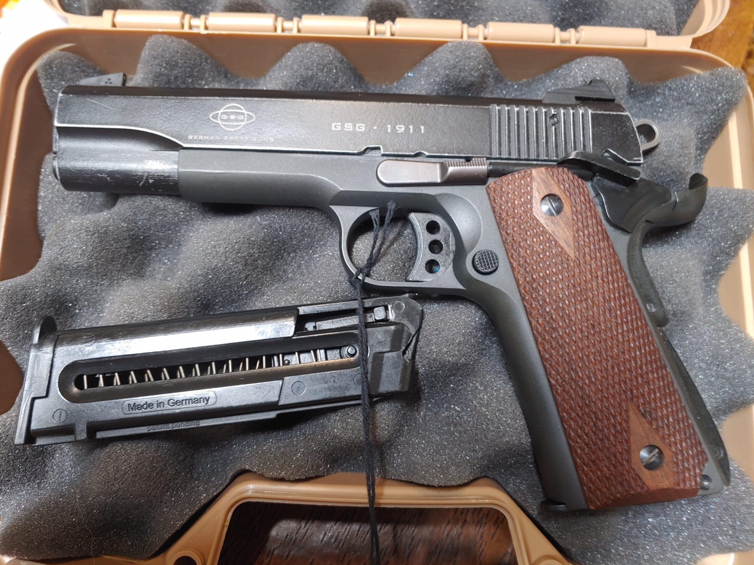 GSG 1911 22LR