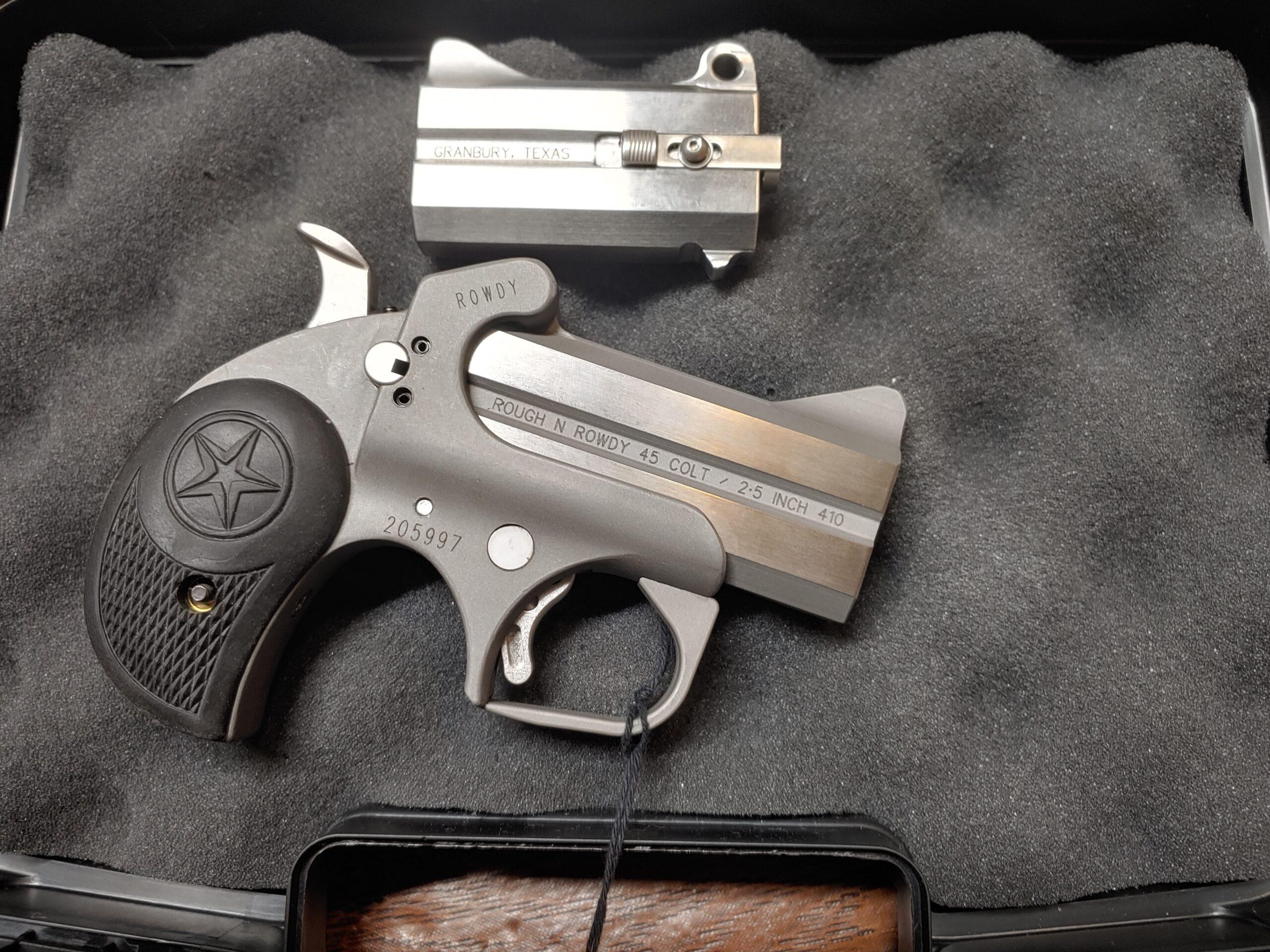 Bond Arms Rough N Rowdy 45LC/410ga