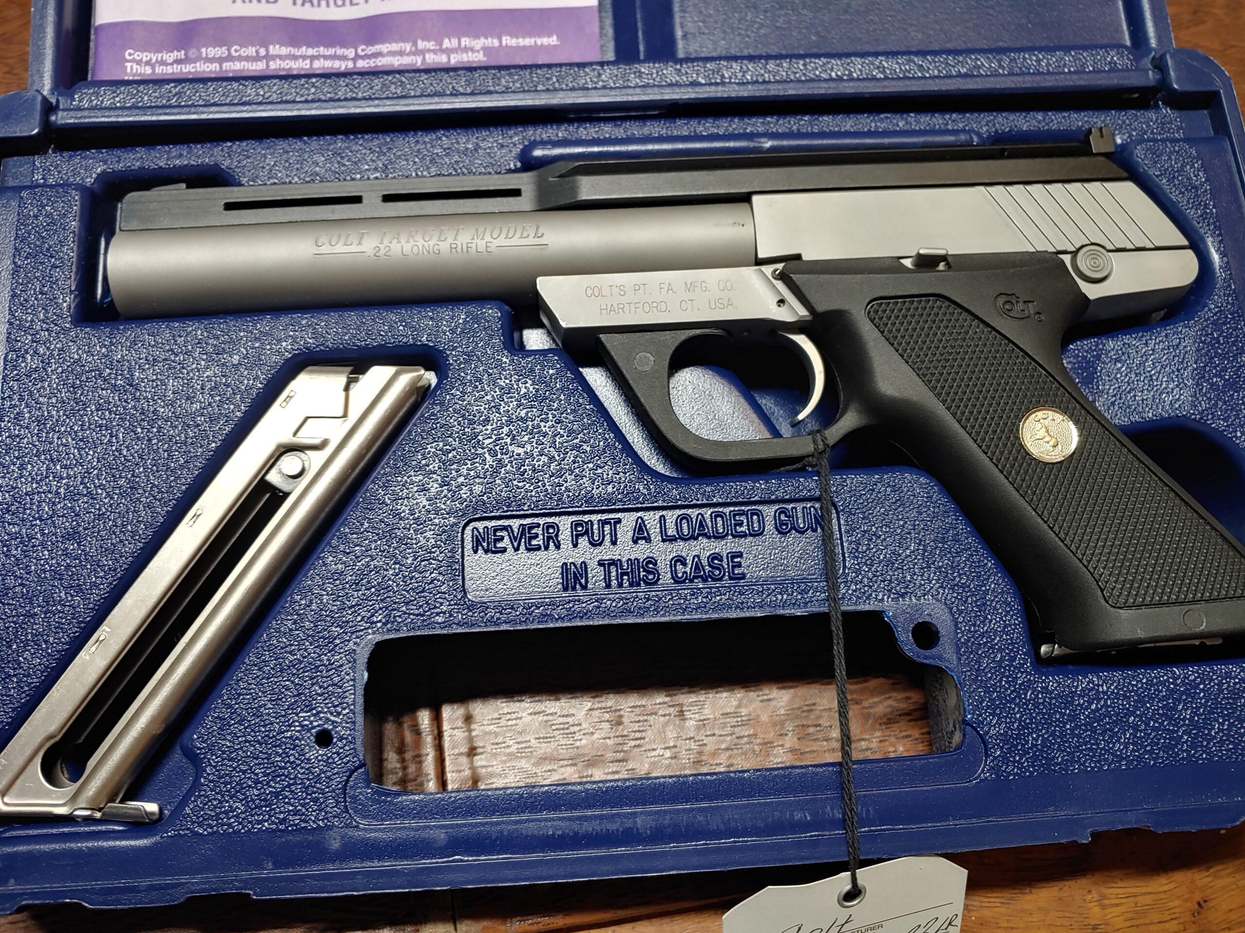 Colt 22 Target